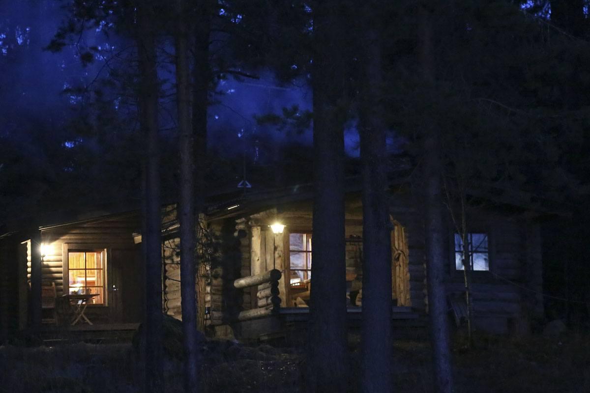 finnish sauna night
