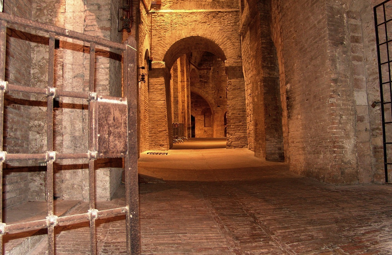 things to do in perugia rocca paolina