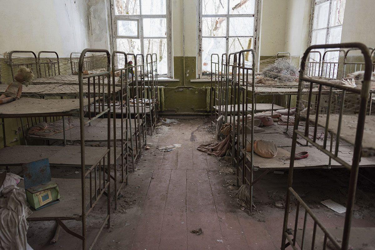 kopachi chernobyl exclusion zone