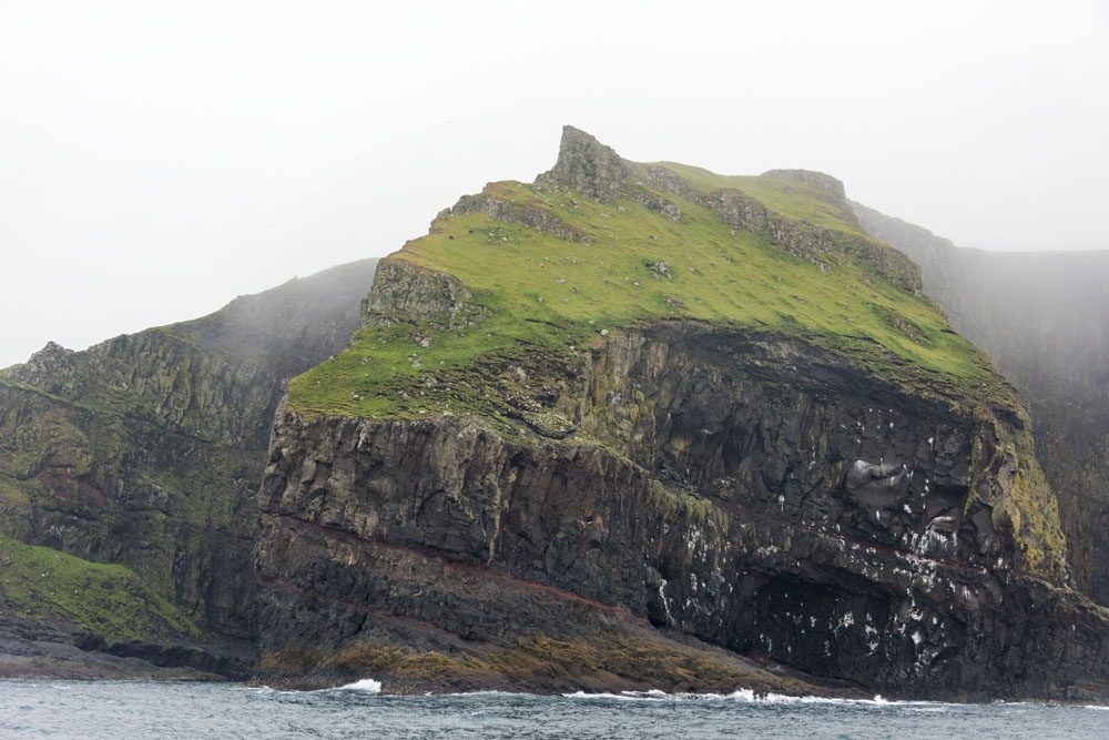 mykines faroe island cliffs