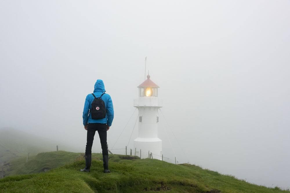 mykines faroe islands lighthouse