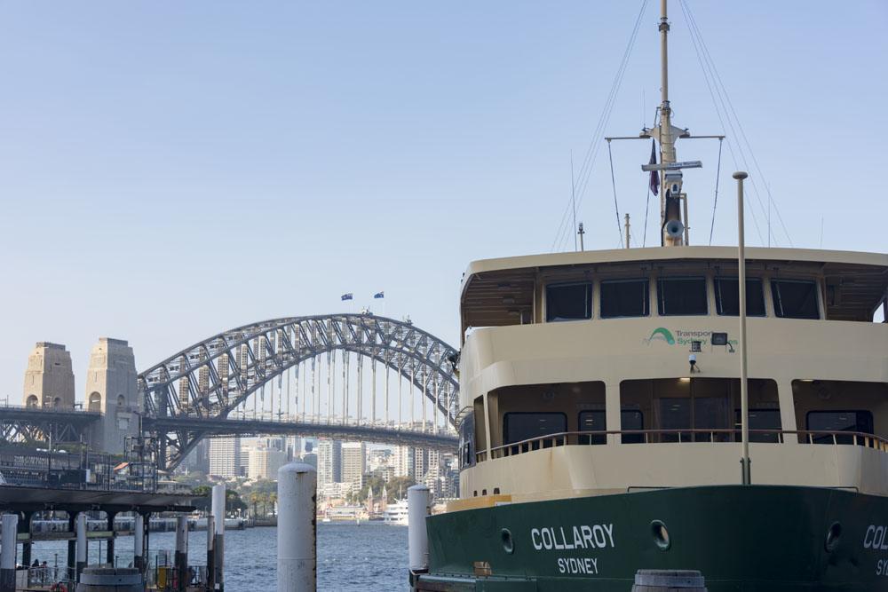 sydney manly ferry
