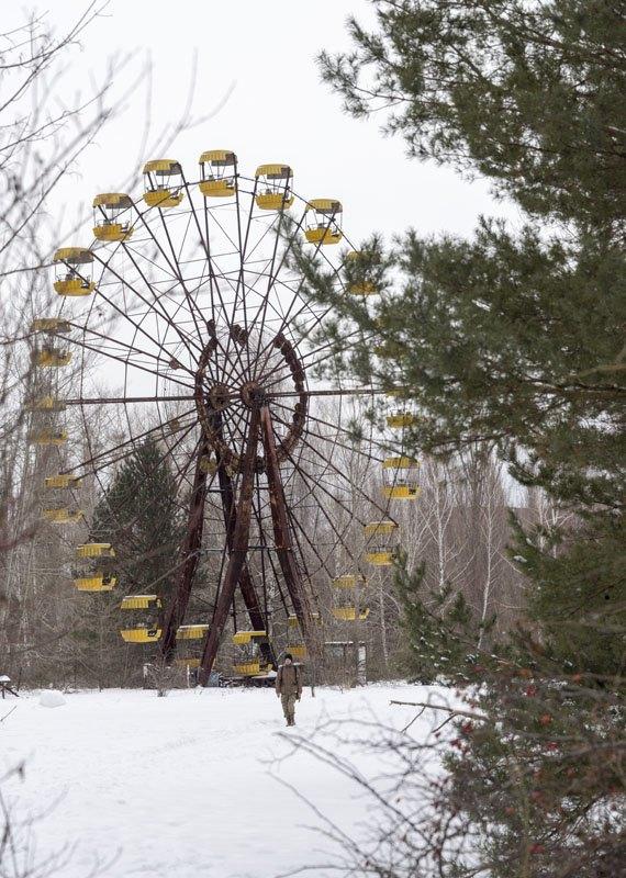 visit chernobyl wheel