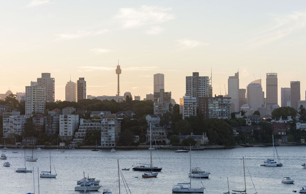 what to do in Sydney CBD