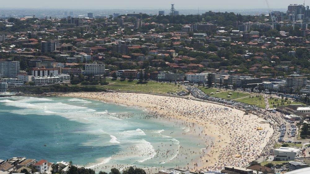 what to do in Sydney bondi