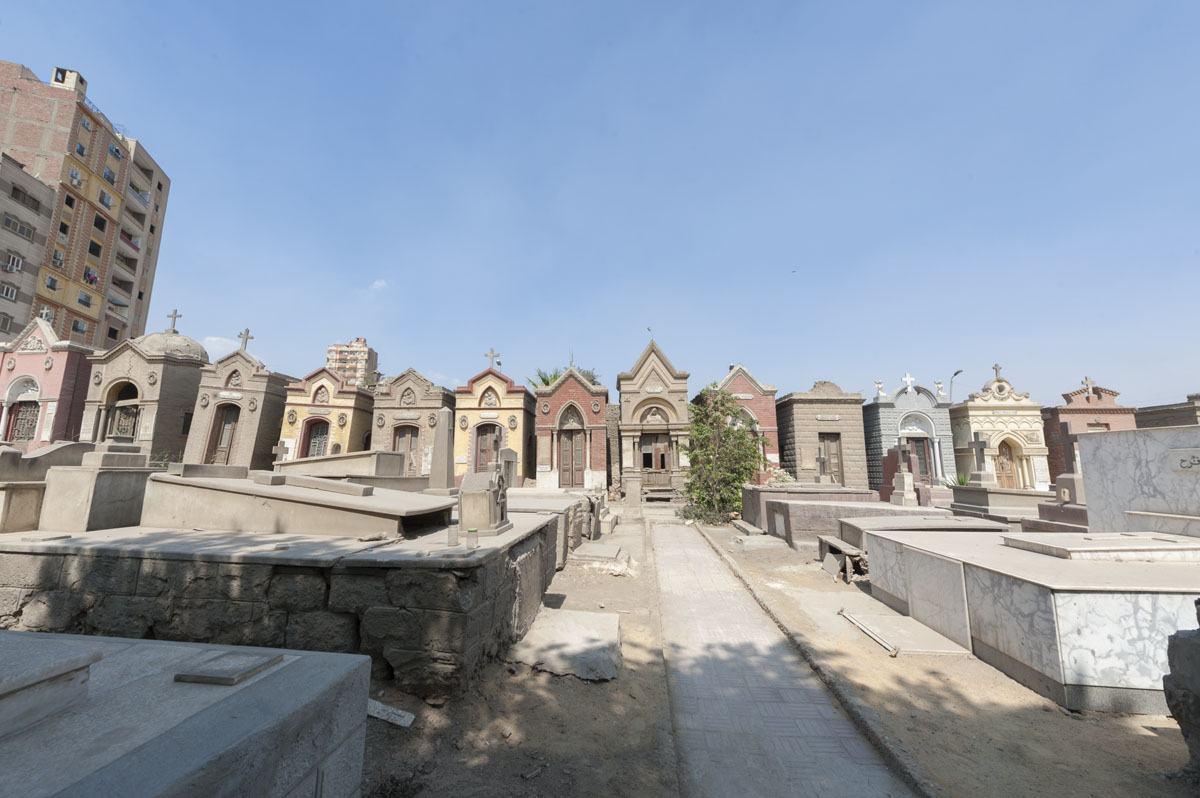 cairo egypt cemetery