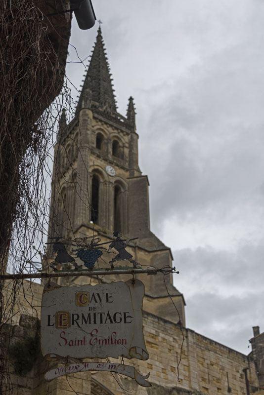 saint emilion tower