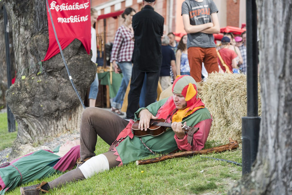 turku medieval festival
