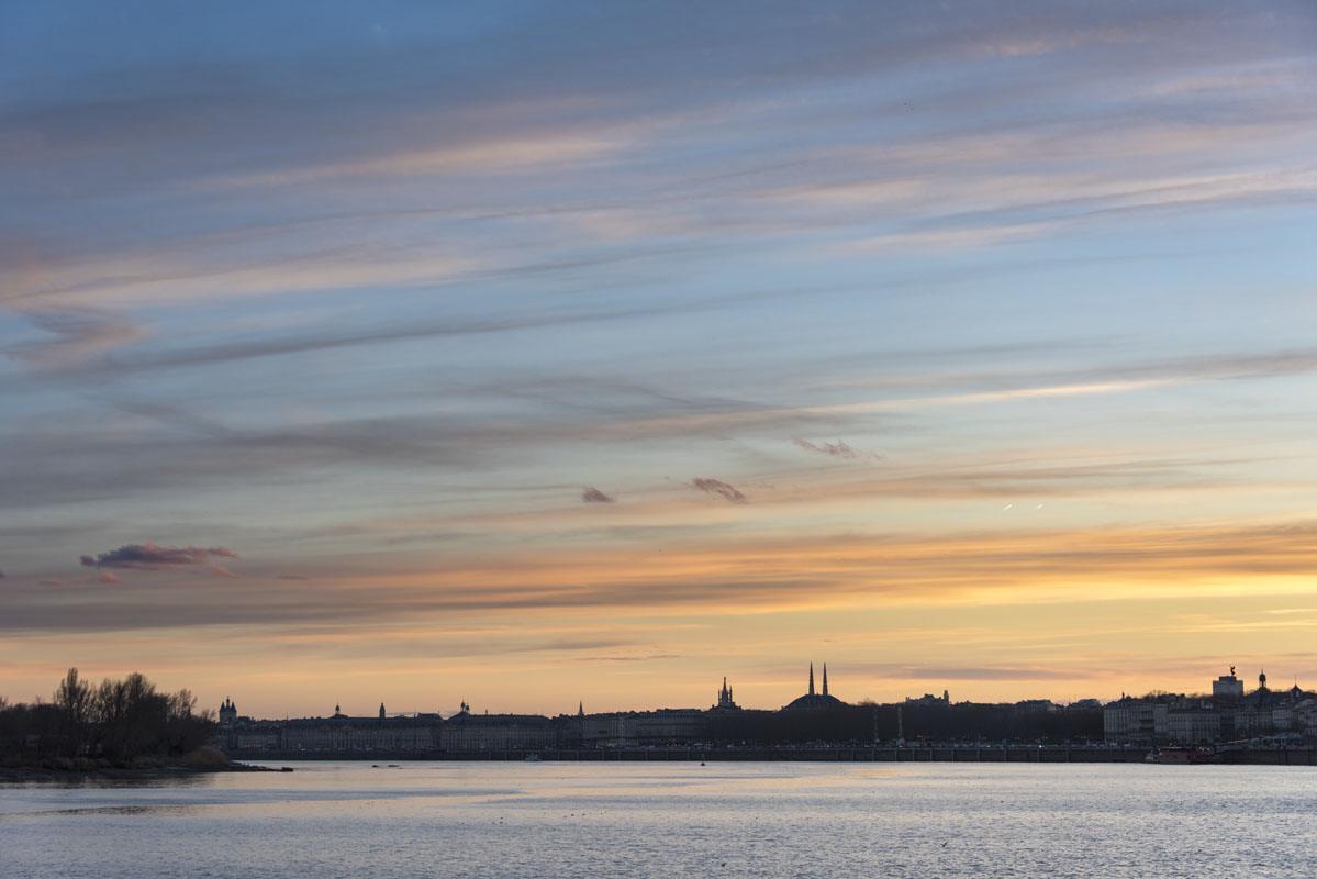 visit bordeaux sunset