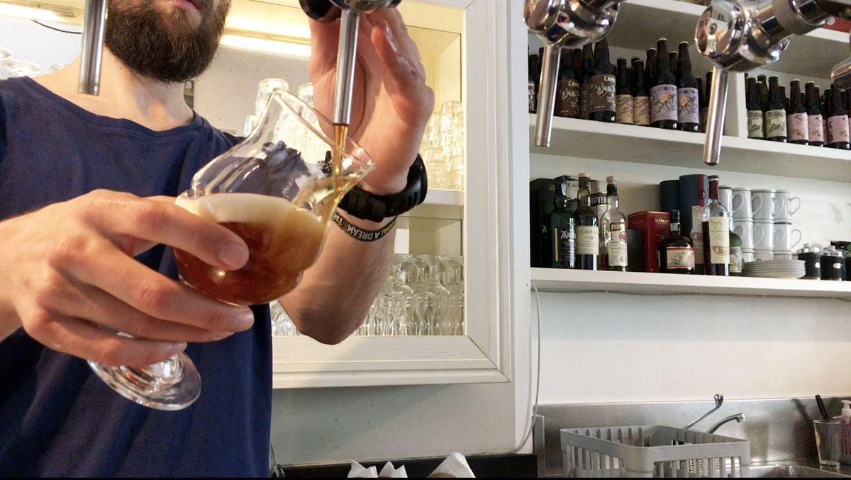 beer sanpellegrino