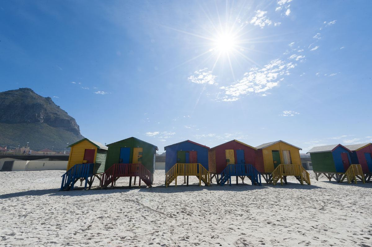 cape peninsula muizenberg beach