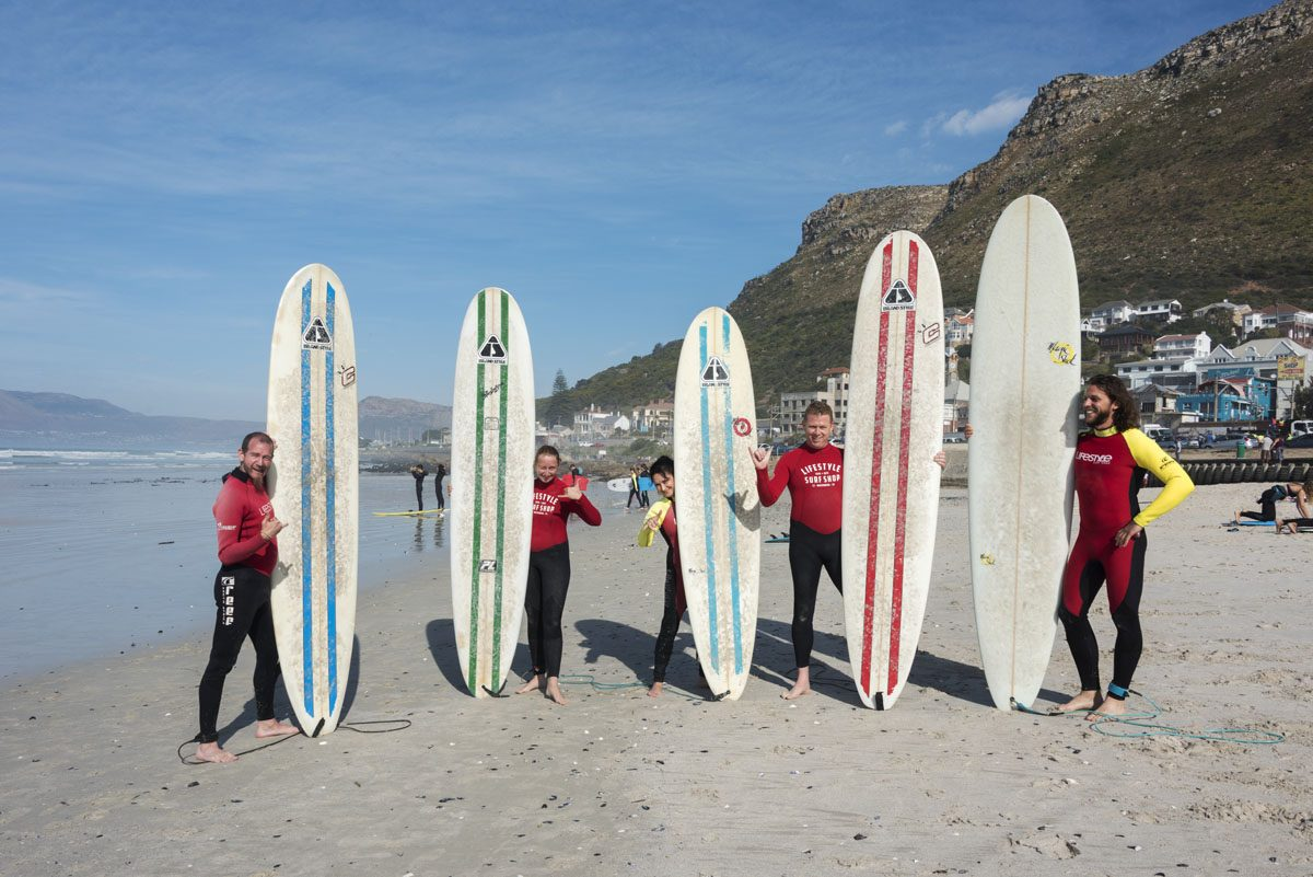 cape town day trips muizenberg surf