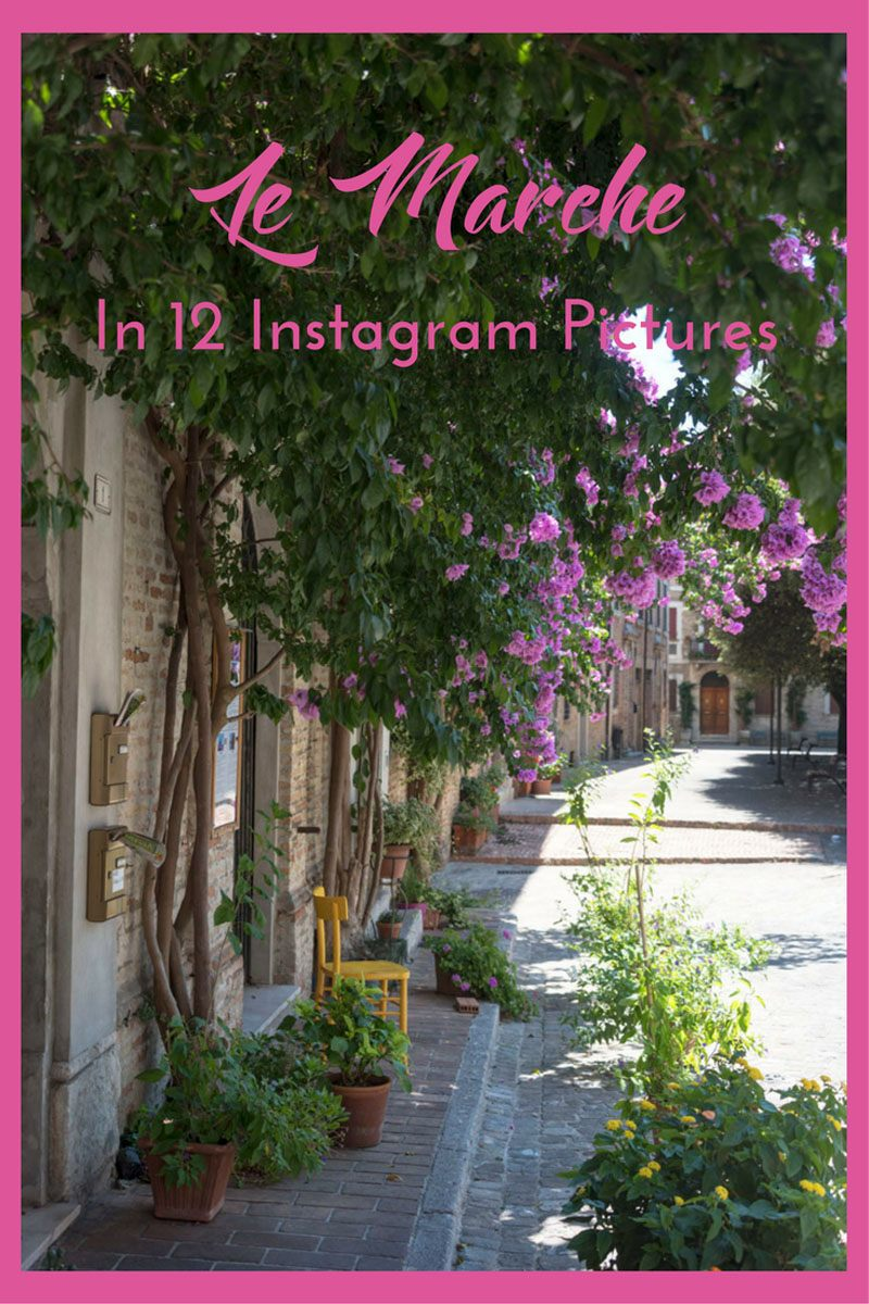 le marche italy in 12 pictures