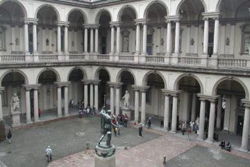 milan museum pinacoteca brera