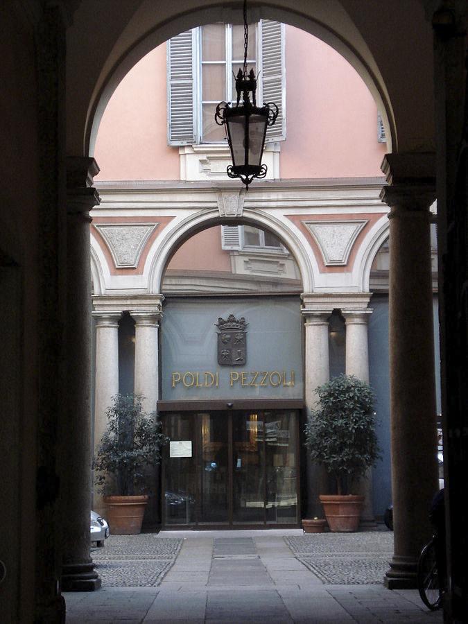 milan poldi pezzoli museum