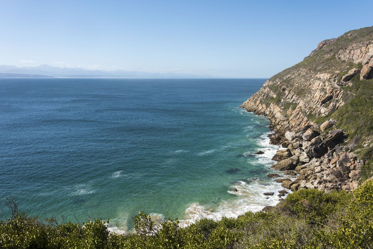 robberg nature reserve beach