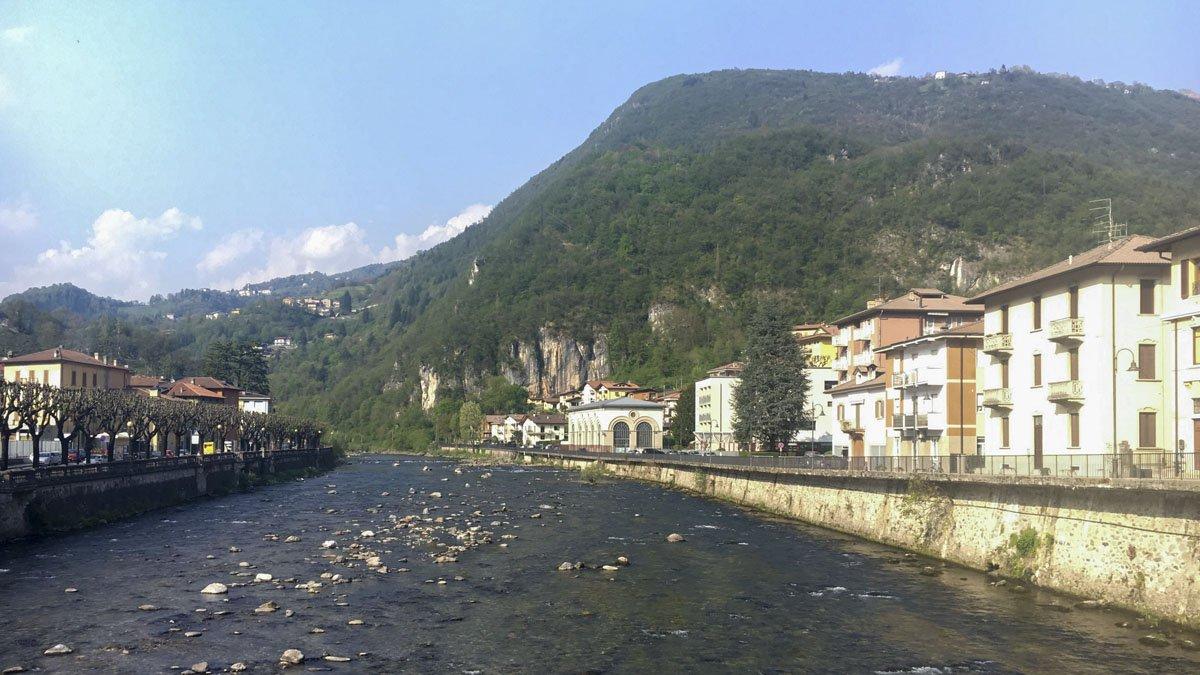 sanpellegrino river