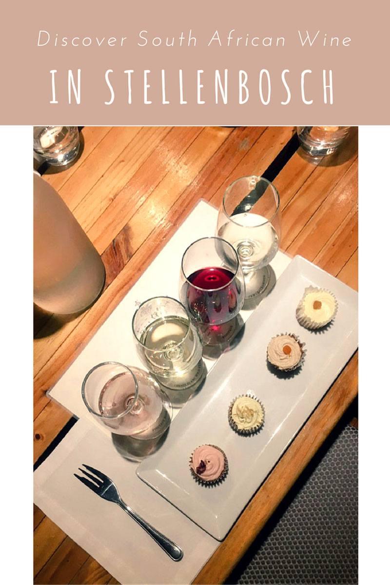 Stellenbosch enjoy the best wine tasting in South Africa