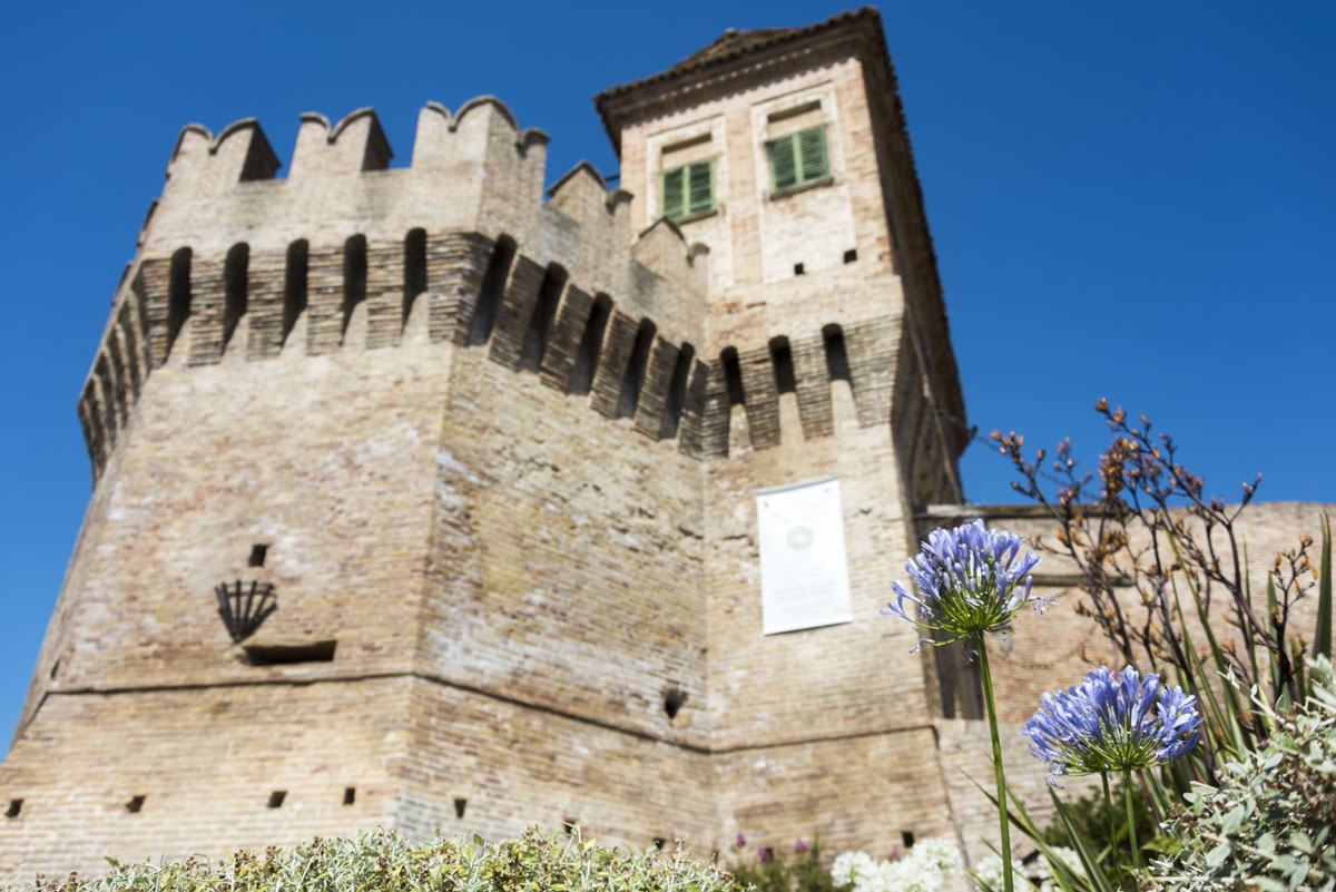 visit corinaldo walls