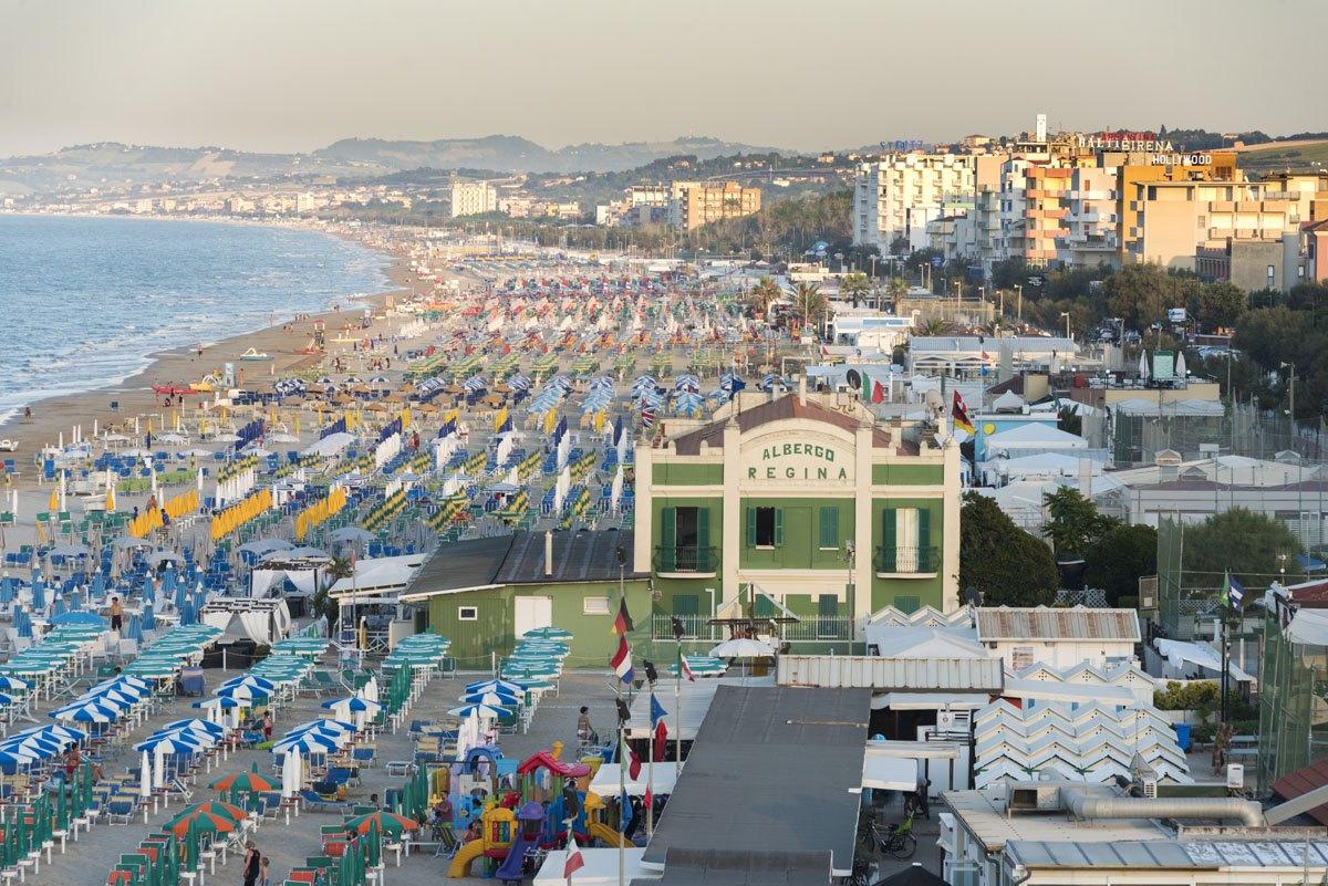 visit senigallia beach