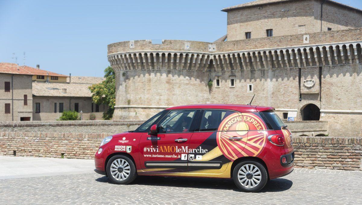 visit senigallia car rocca