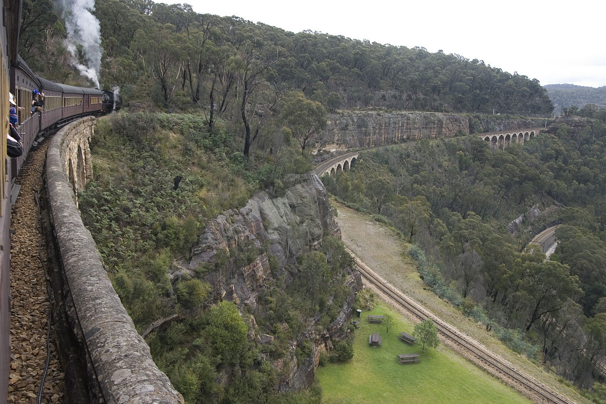 Zig Zag Railway Blue Mountains 56