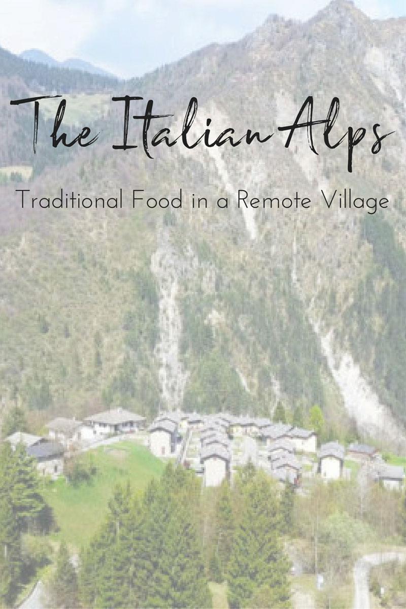 Cespedosio Italian Alps