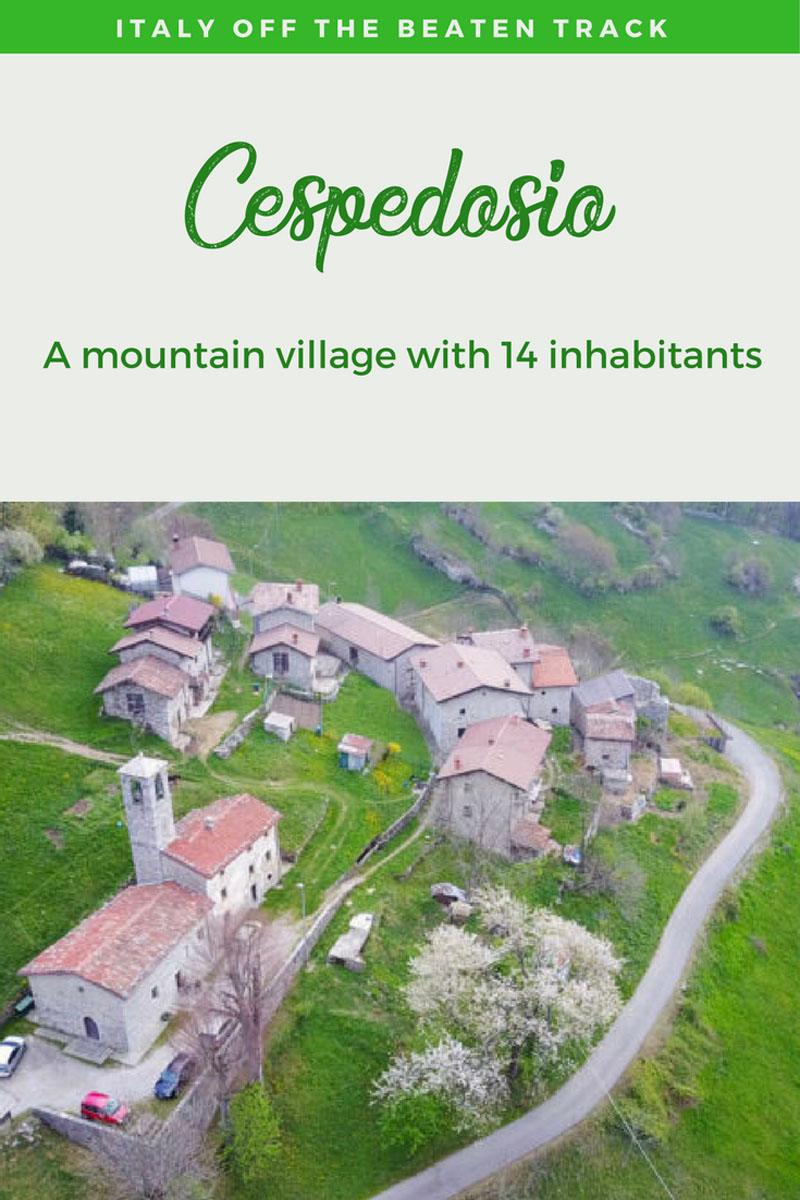 Cespedosio Where to eat Italian Alps