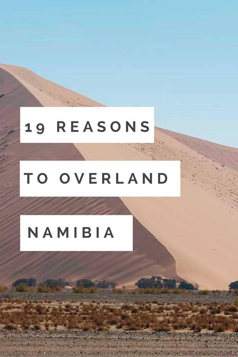 Namibia overland pin 1