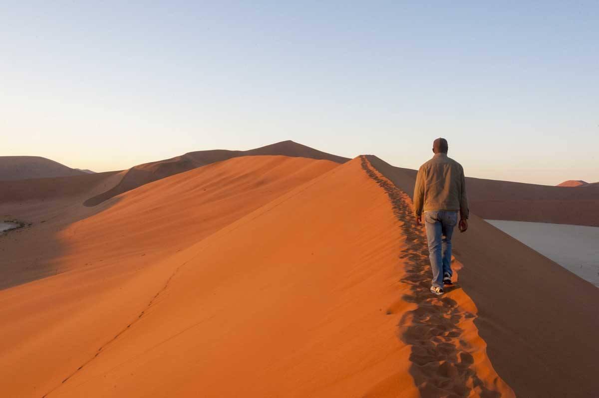 namibia deadvlei sunrise