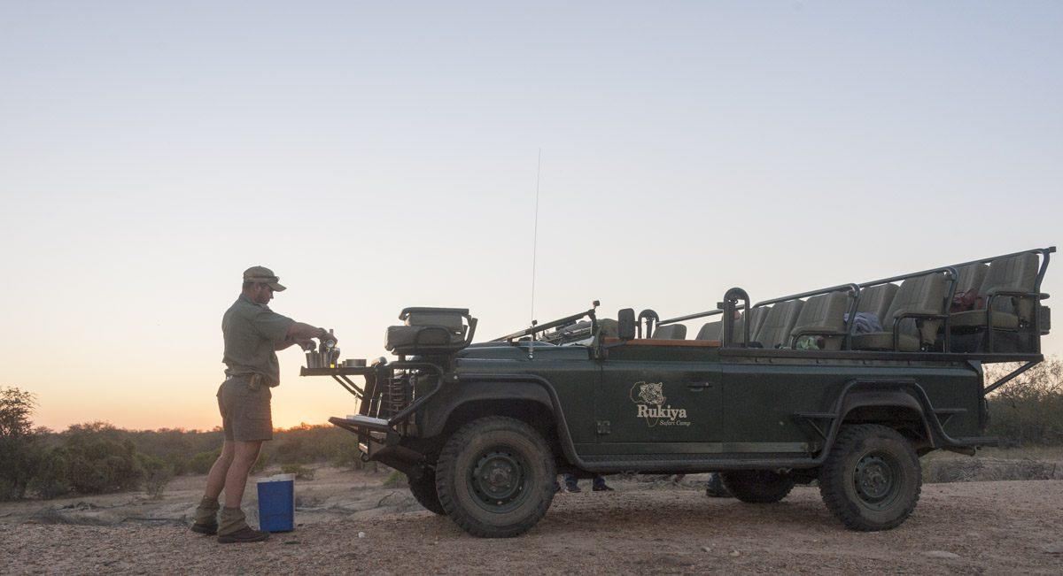 south africa jeep safari