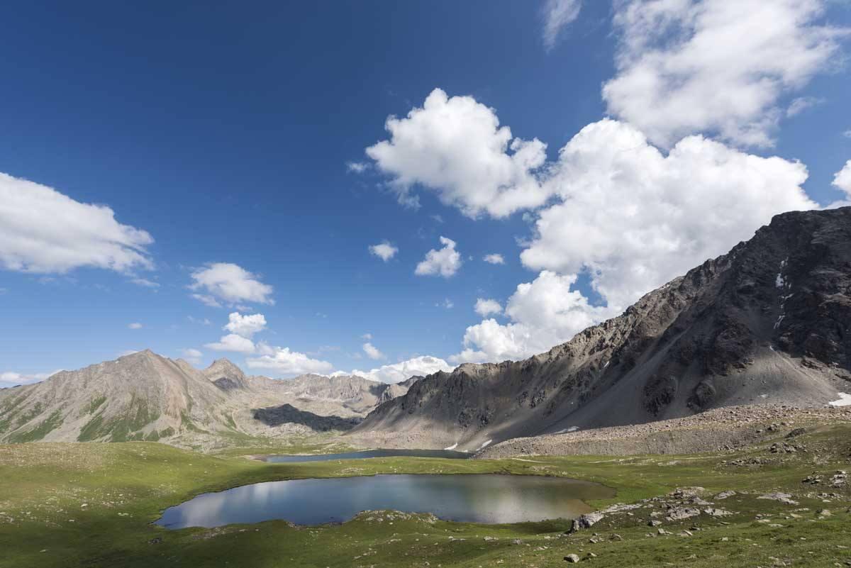turgen ak suu hike kyrgyzstan