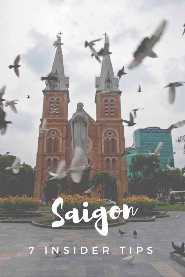 saigon pin