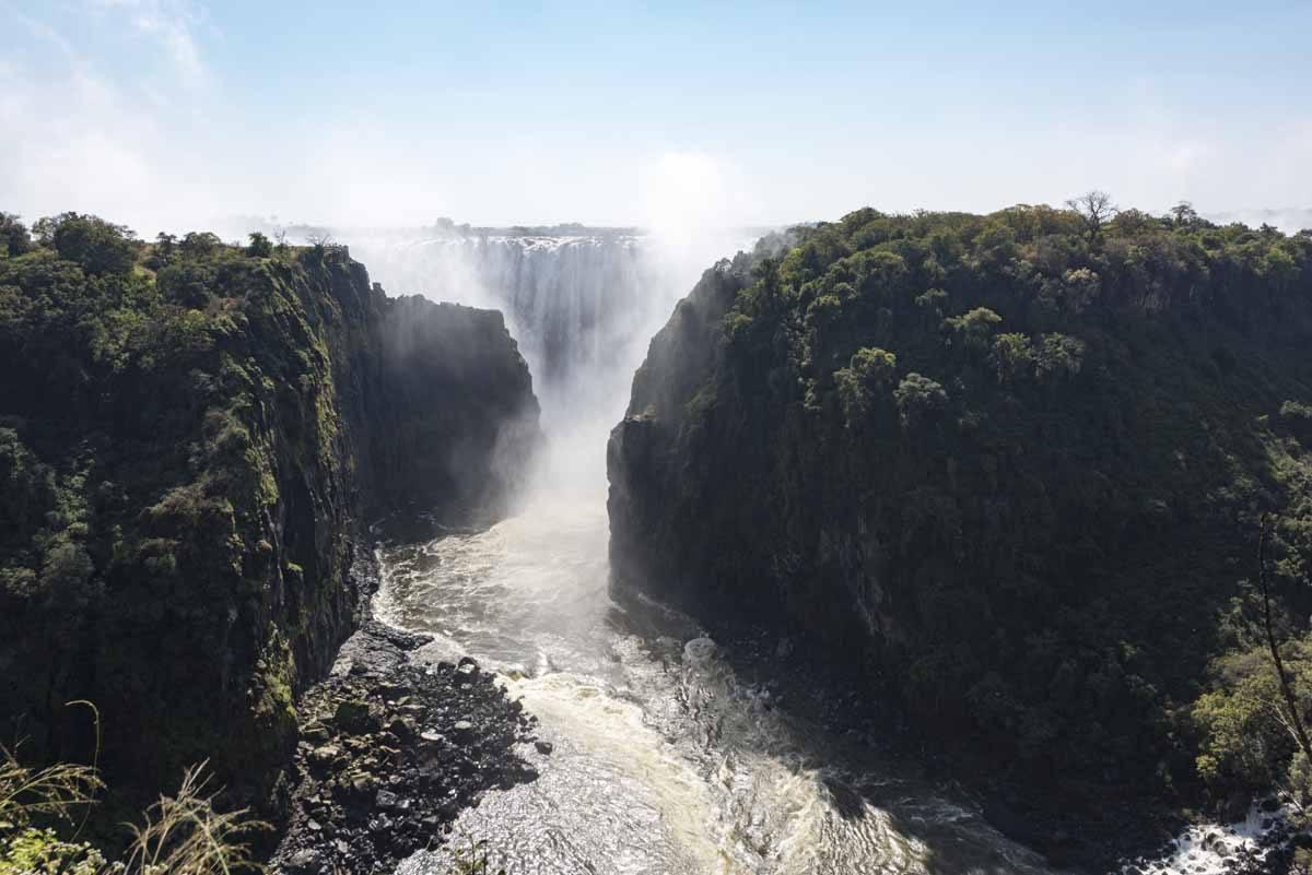 victoria falls border