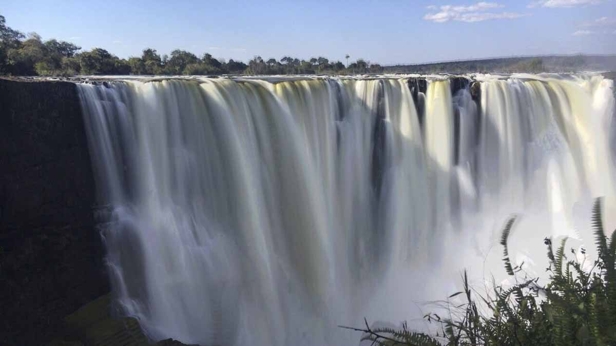 Victoria waterfalls zimbabwe best waterfall 2017 china in africa zimbabwe s disneyland at victoria falls gets publicscrutiny Images