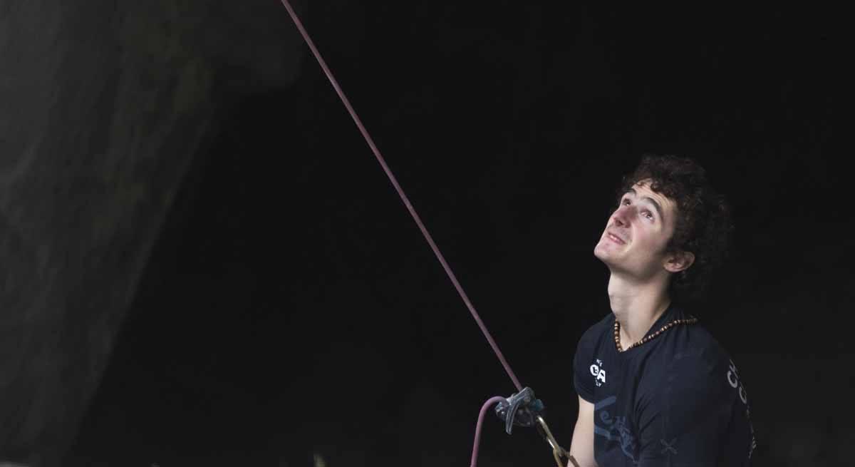adam ondra climbing arco