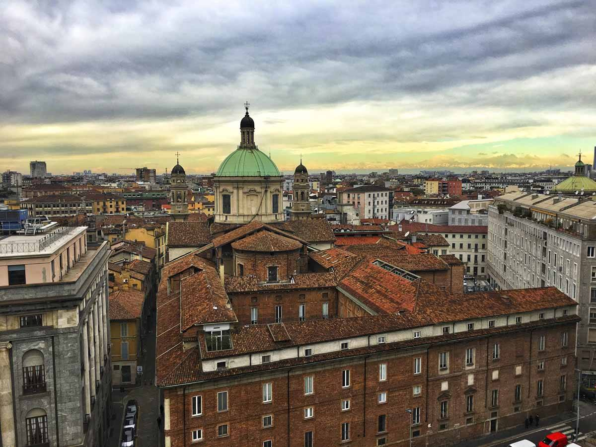 best staycation milan the square