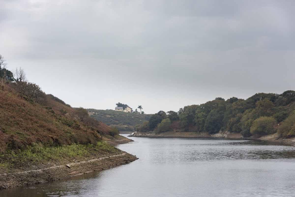 best walks jersey reservoir