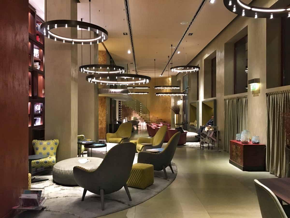 hotel enterprise milan lobby