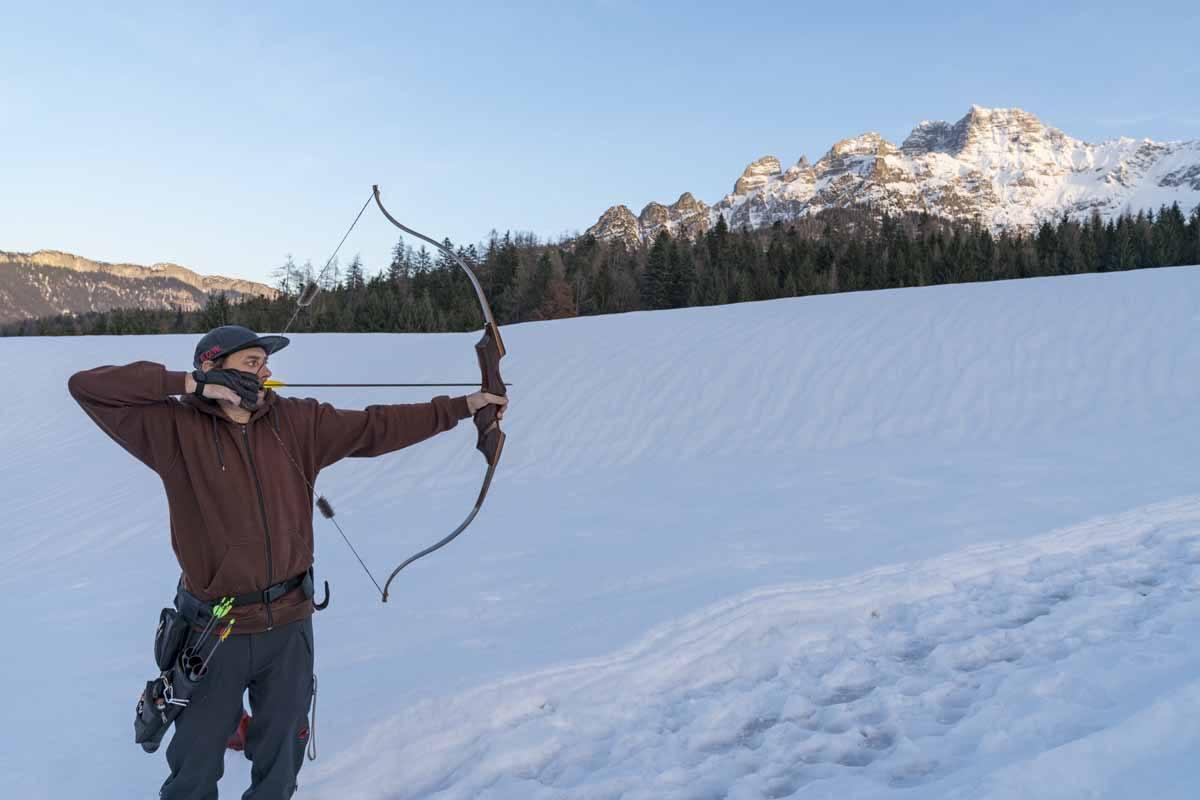 archery waidring tirol