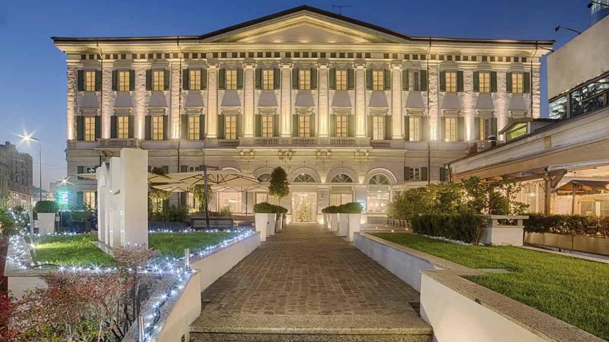 palazzo moscova hotel milan