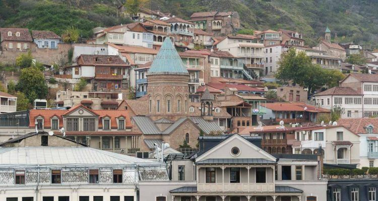 things to do in tbilisi old town