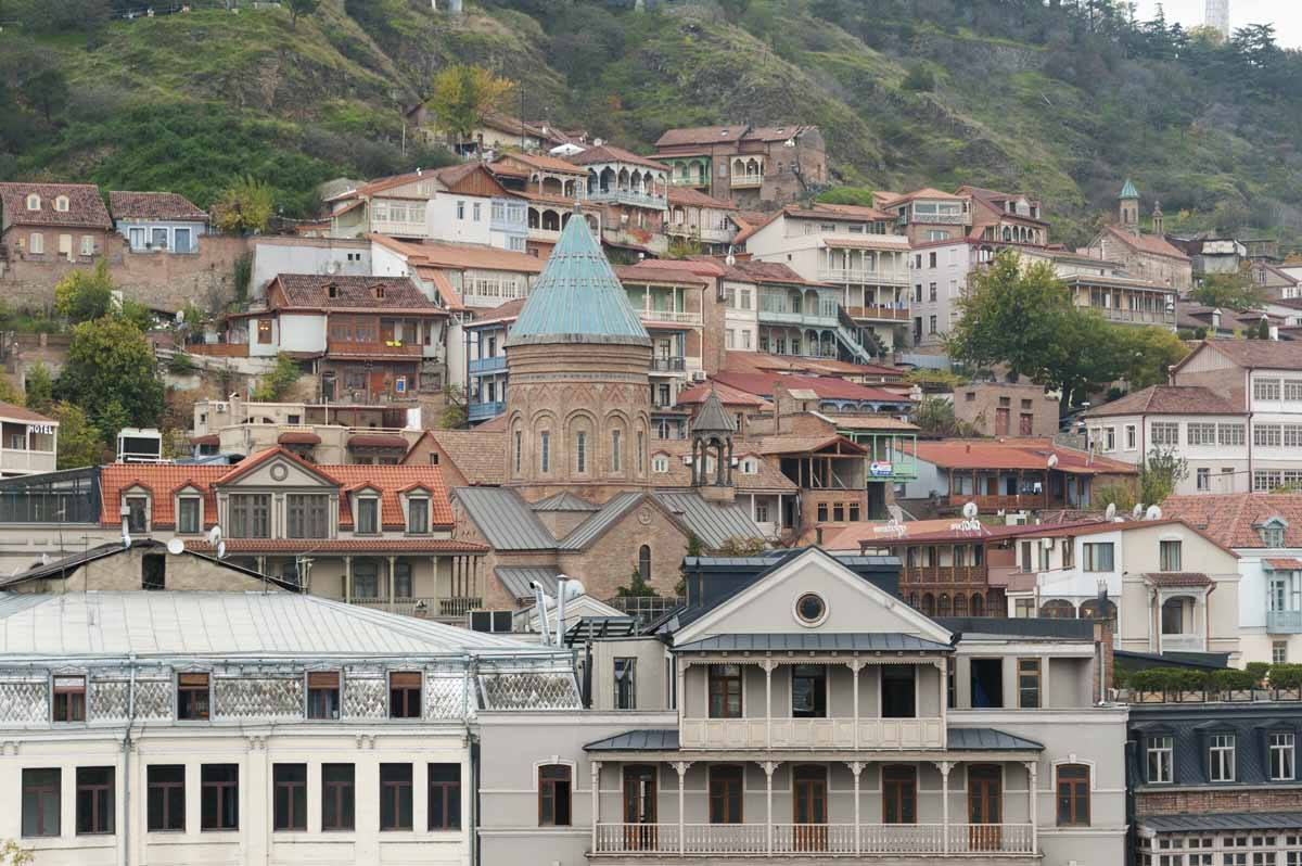 30 Quirky Things to Do in Tbilisi & Best Restaurants - The Crowded Planet