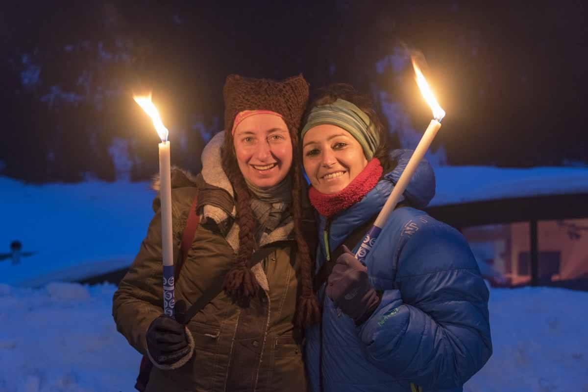 torchlight hike tirol austria
