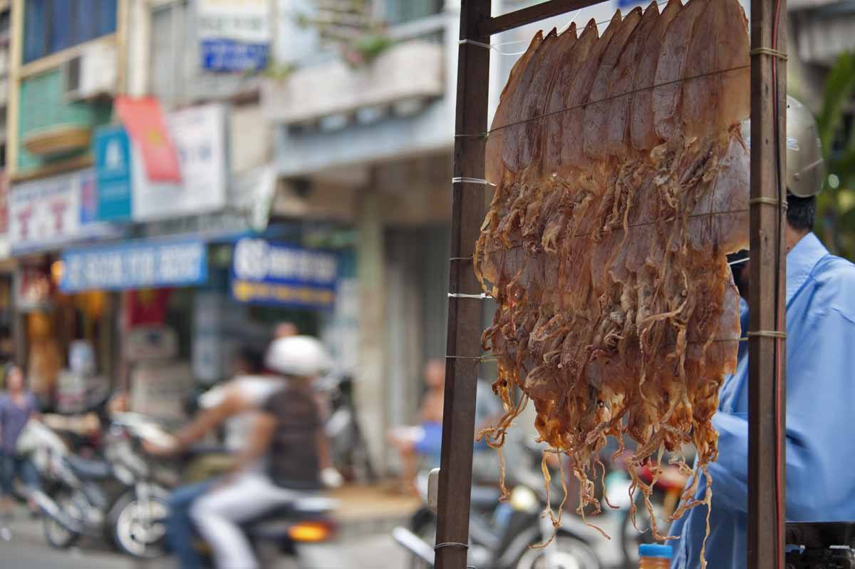HCMC dried squid