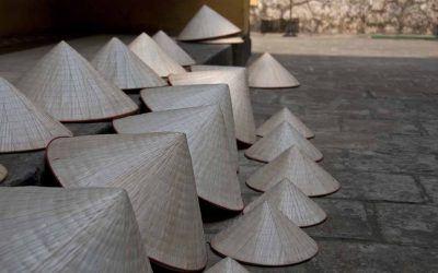 Hanoi hats