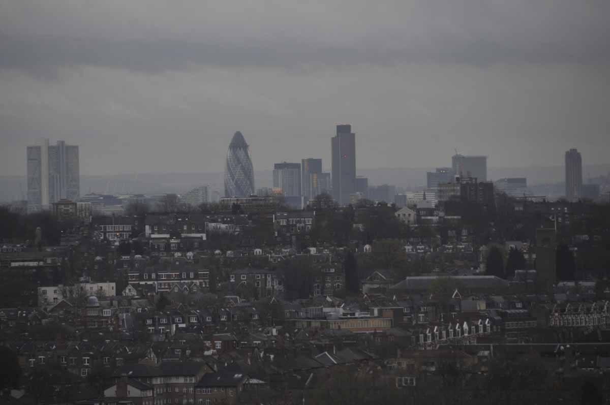 alexandra park london view