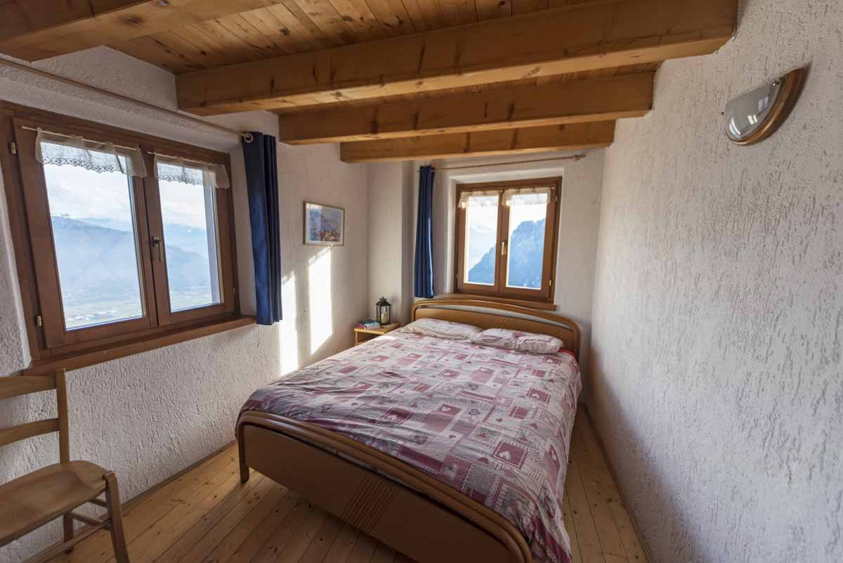 rifugio san pietro double room