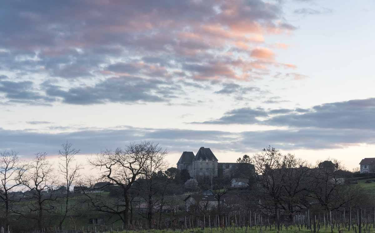 saussignac castle dordogne