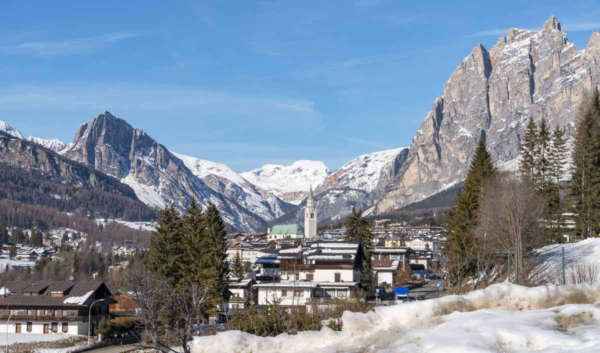 7 Amazing Things To Do In Cortina In Winter The Crowded Planet